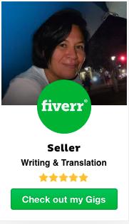 Servicios editoriales en español en Fiverr.com