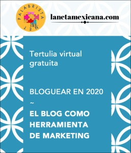 Tertulia El blog como herramienta de marketing
